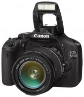 Canon EOS 550D Kit EF-S 18-55 IS II