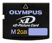 Olympus xD-Picture Card M-XD2GP