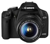 Canon EOS 500D Kit EF-S 18-55mm