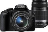 Canon EOS 550D Kit 18-55mm IS+55-250mm IS