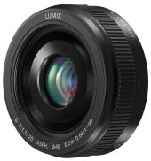 Panasonic 20mm f/1.7 II Aspherical (H-H020A)